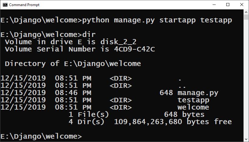 CBSE Class 12 Python Django